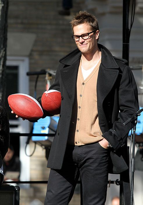 Tom Brady: #Fashion Icon