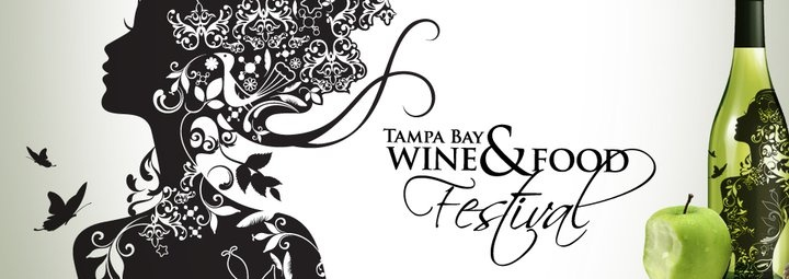 Tampa Bay Wine and Food Festival #tampabay #theclearagency