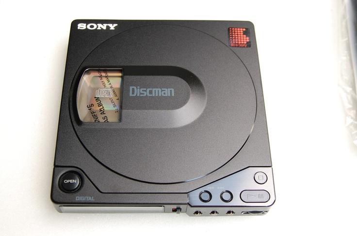 Sony Discman D-15
