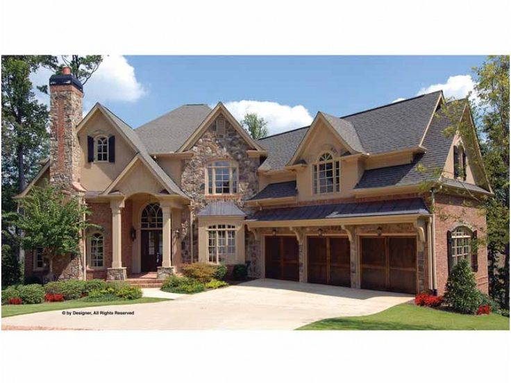 20 best fluted porch columns images on pinterest for Non traditional house plans