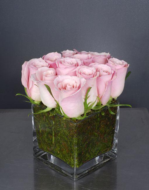 so simple roses display