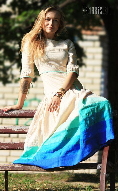Мистерия ~ Коллекция женской и детской одежды - длинные платья и юбки ~ дизайнер Ксения Берестовая