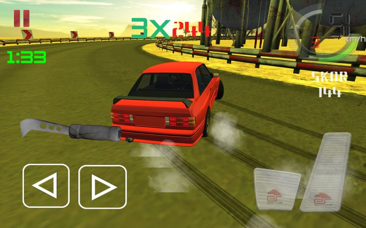 Android Drift Game