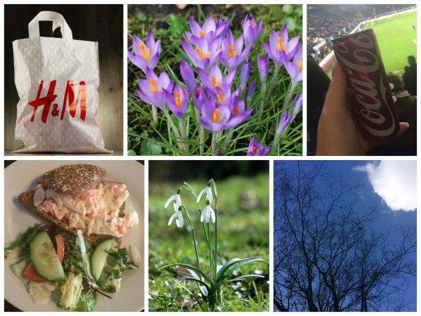 Een babbel-blogje met foto's: Voetbal, lunchen, verjaardag, fotograferen en meer…