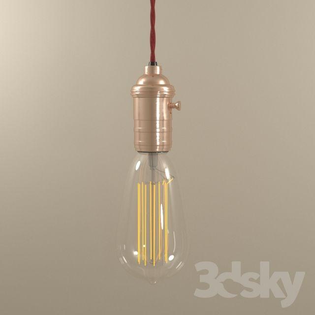 Industrial Ceiling Light 3ds Max: Best 25+ Edison Lighting Ideas On Pinterest
