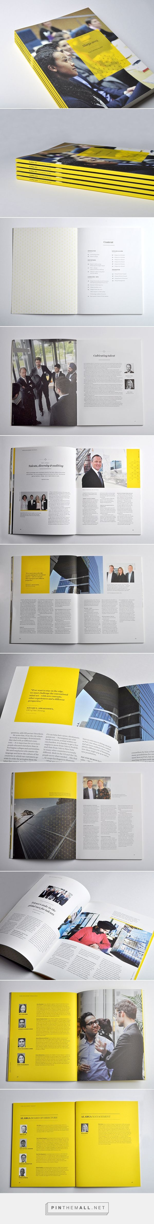 Alarga 2013 by Awchat & Olsen Design