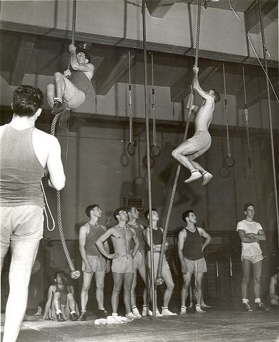 17 Best Images About Vintage Phys Ed Photos On Pinterest -7411