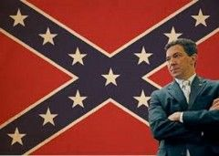 Mississippi State Senator Chris McDaniel is now the first candidate to be endorsed by the Tea Party Express. The California based group visited the Mississippi capital Tuesday to deliver their endorsement.