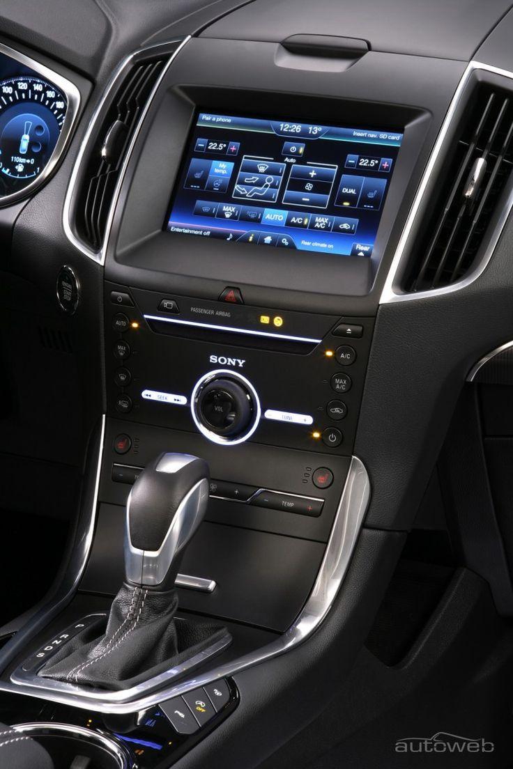 Fotogalerie Ford Galaxy (2015) nová generace oficiálně