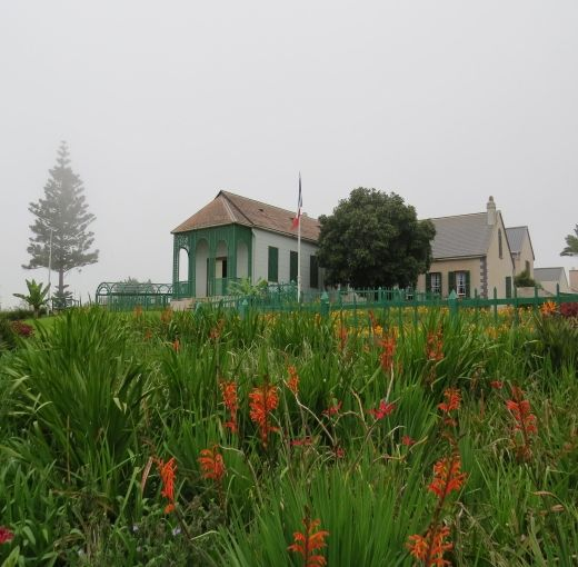 Where Napoleon was exiled and died ... St. Helena Island