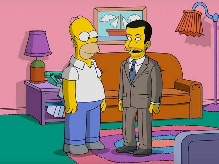 Короткий выпуск сериала Симпсоны с участием Джимми Киммела   Мультфильм The Simpsons отметил 600 серию #fott #fottTV #TheSimpsons #Симпсоны #ДжиммиКиммел #JimmyKimmel