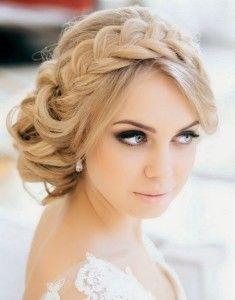 Astonishing 1000 Ideas About Strapless Dress Hairstyles On Pinterest Short Hairstyles Gunalazisus