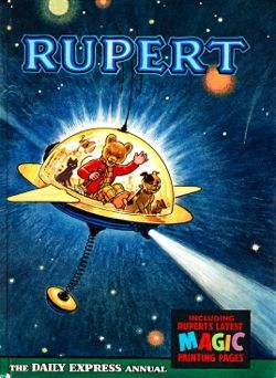 Rupert Bear - The official Followers of Rupert Bear Website