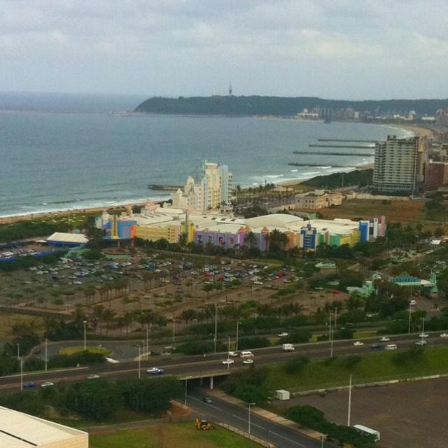 Durban Beaches and Bluff