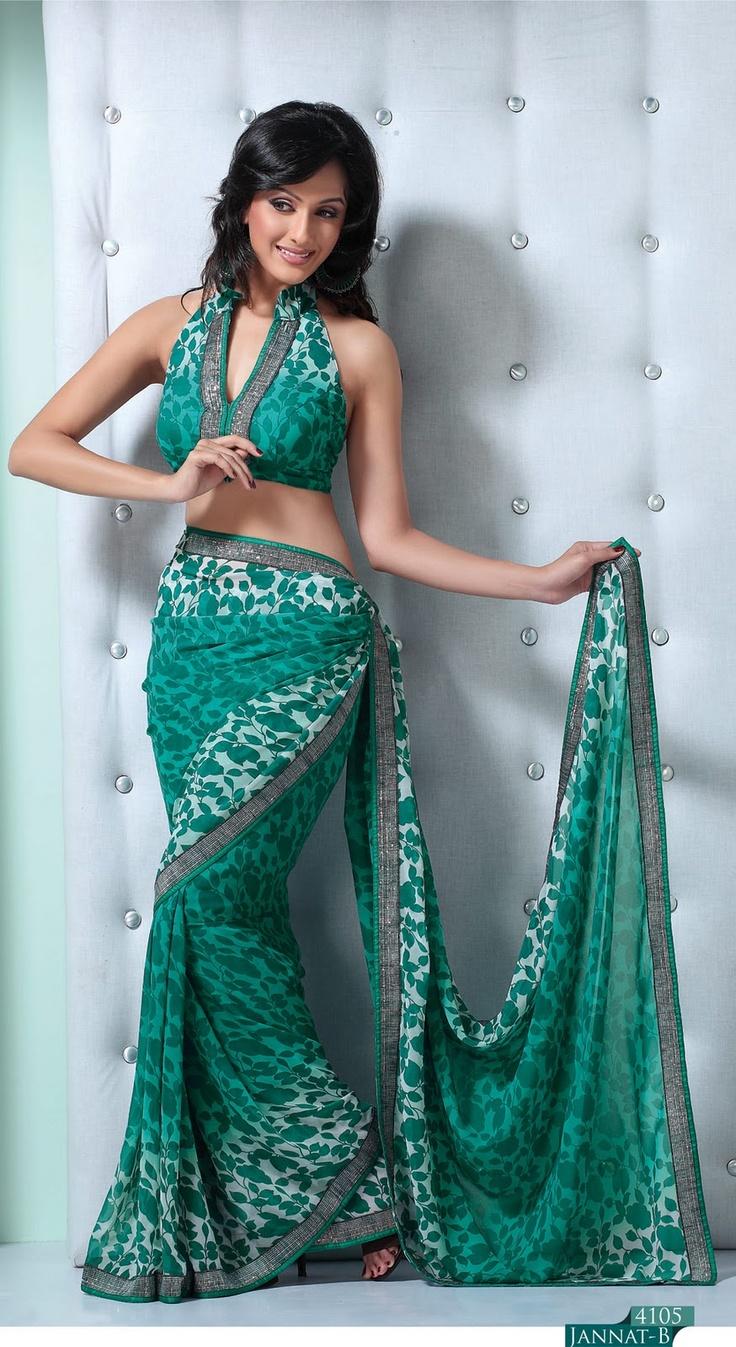 Latest Designer Saree Fashion | 2012 Sarees