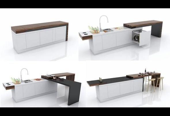 Furniture Tricks! 13 Genius Multipurpose Furniture Designs | Photos | HGTV Canada