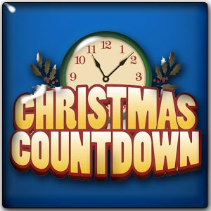 Christmas countdown app for android/iPhone which allows you to check how many days, hours, minutes and seconds until the Xmas.