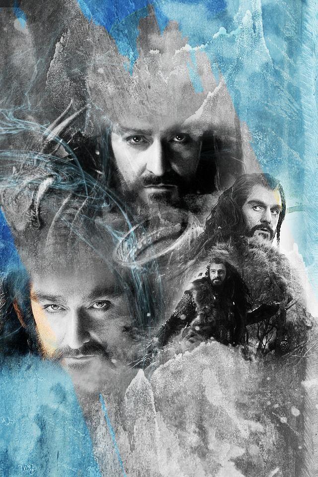 Richard Armitage as Thorin Oakenshield in The Hobbit Trilogy (2012-2014)