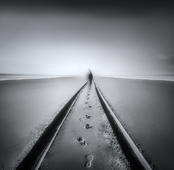 Follow Tracks de Mathieu Lasserre sur Art Limited