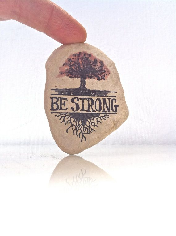 Hey, I found this really awesome Etsy listing at https://www.etsy.com/listing/177717475/hand-painted-river-stone-colorful