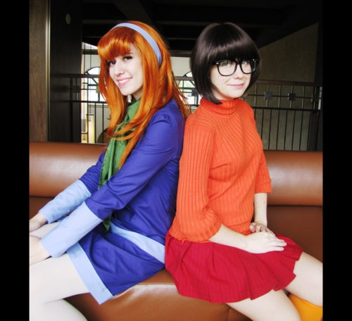 Daphne and Velma from Scooby Doo  Costume Ideas  Cosplay