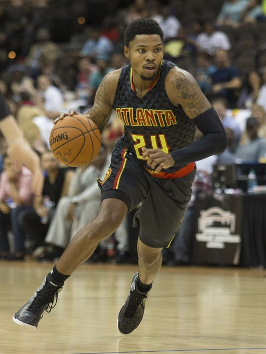 Kent Bazemore likely choice to fill vacancy in Hawks starting lineup