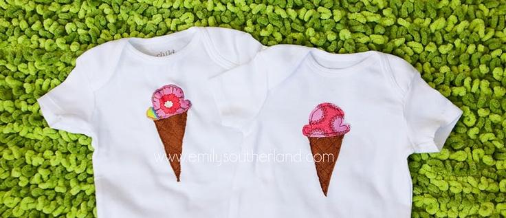 Ice Cream Cone: Ice Cream Cones