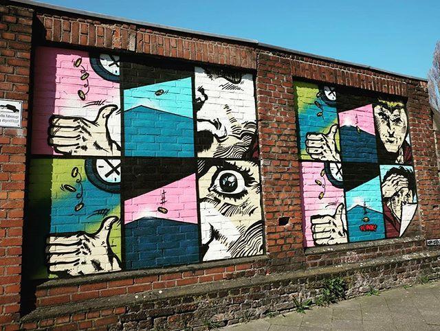 **Monheim Straße, Oberbilk** #düsseldorf #dusseldorf #duesseldorf #nrw #Deutschland #germany #igersduesseldorfofficial #lovedüsseldorf #ig_düsseldorf #landeshauptstadt #dus #schönstestadtamrhein #0211 #nullzwoelf #thisisdüsseldorf #mydüsseldorf #likedüsseldorf #grafitti #art #wallart #instagrafitti #sprayart #spray #streetart #spraypaint #wallpicture #mauer #instalikes #urbanart #sreetartatlasdüsseldorf