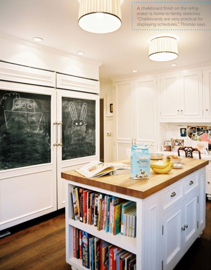 Tips for a kid-friendly kitchen.