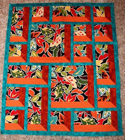 143 best Attic window quilts images on Pinterest   Windows, Panel ... : quilt patterns for big prints - Adamdwight.com