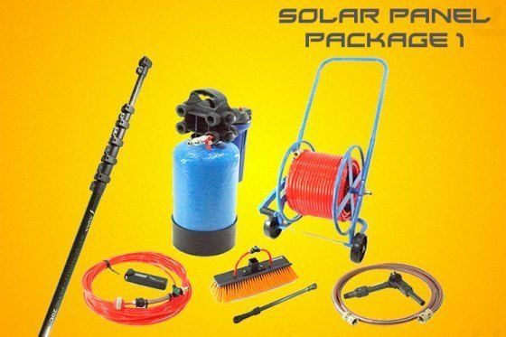 Complete Solar Panel Cleaning Package 1, AU$1 094.50