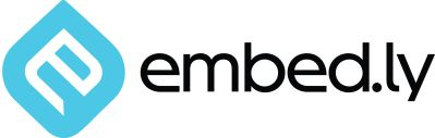 """Embedly: """"The most effective platform on the web to engage your audience through rich media embeds."""""""
