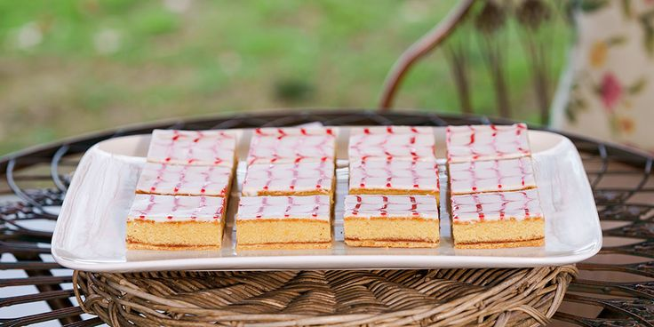 Matt Moran's Bakewell slice Recipe - Lifestyle FOOD