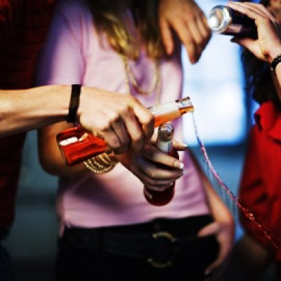 drinking addition Teen