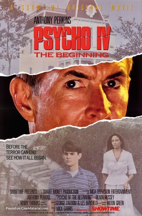 Psycho Iv The Beginning 1990 Film Tv Library