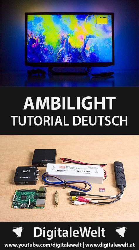 Raspberry Pi Ambilight Tutorial English | Install Ambilight Step by Step | Ambilight DIY | Hyperion Tutorial – Ambilight Raspberry …