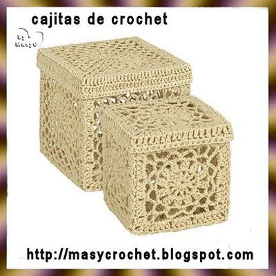 ENVENIDOS A MI CROCHET -MasyC- BI