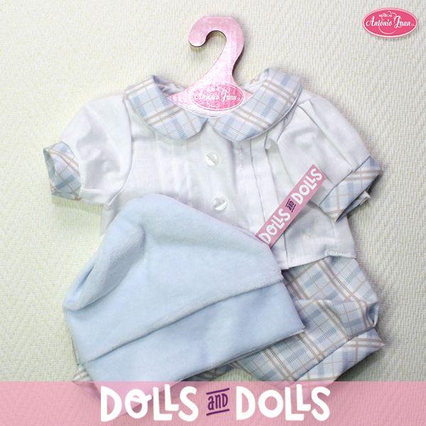 🎉 De nuevo en #DollsAndDolls vestiditos y complementos para tus #muñecas de la marca #AntonioJuan. 🎉 En nuestra web encontrarás ropita y complementos para tus #muñecos Antonio Juan de 26-27 cm, 33-34 cm, y 40-42 cm. Tenemos vestiditos, peleles, pijamitas, canastillas, capazos… 🏃  Date prisa porque no tenemos muchas unidades de cada modelo y no sabemos cuándo volveremos a recibir. 🏃 #Dolls #DollsMadeInSpain #AntonioJuanDolls #MuñecasAntonioJuan #Bonecas #Poupées #Bambole