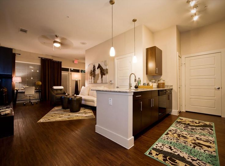41 best apartment interiors images on pinterest apartment ideas apartment interior and loft for Three bedroom apartments dallas