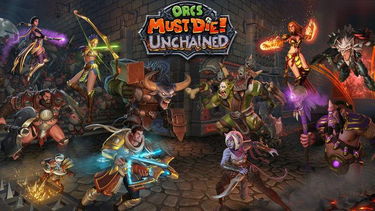 Orcs Must Die! Unchained - EU Beta Key