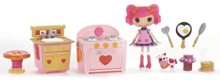 Lalaloopsy-Toys-Pillow's-Berry's-Kitchen
