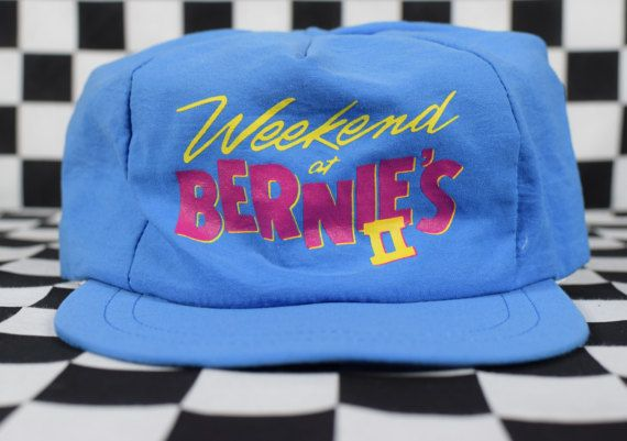 This hat is from a collection of unworn deadstock 80s and 90s Movie and Disney promotional memorabilia! These hats were unworn but some do show signs of aging that includes small pin holes, age spots and other normal wear from years of storage. *** Check out more 90s tees! https://www.etsy.com/shop/RewindTees?ref=hdr_shop_menu&section_id=17673004  Check out all our rad tshirts! http://rewindtees.etsy.com  Ships within 1-2 business days via USPS.  I...
