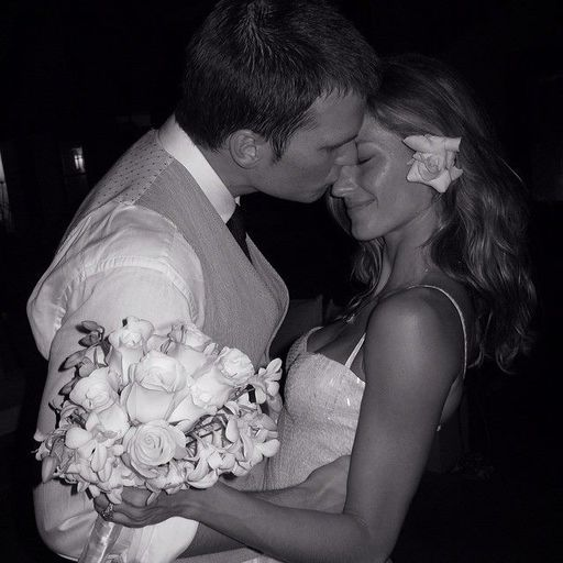 Gisele Bride!!!!!!!!!!!!!!!! Η Φωτογραφία από το Γάμο της Ζιζέλ Μετά Από 4 Χρόνια!