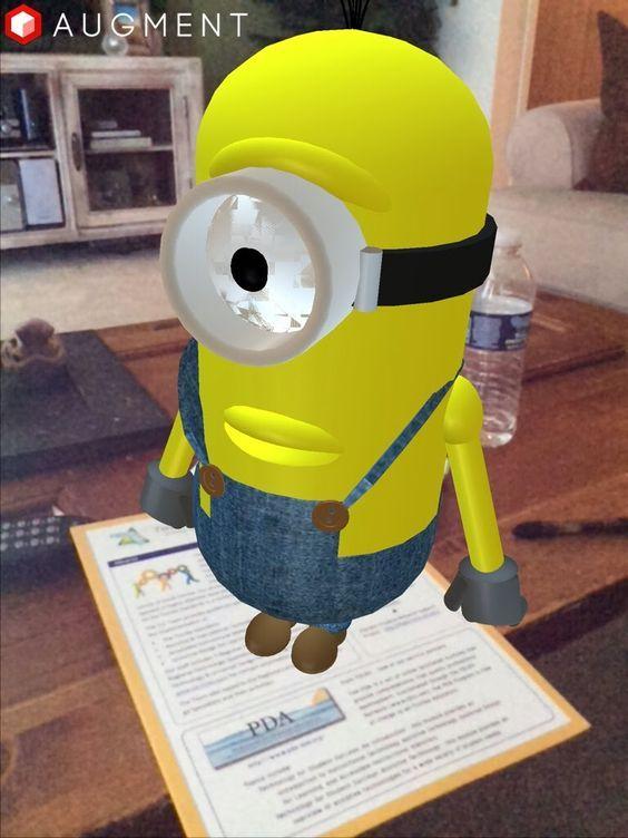 Realtà aumentata ed educazione tridimensionale.   http://virtualmentis.altervista.org/