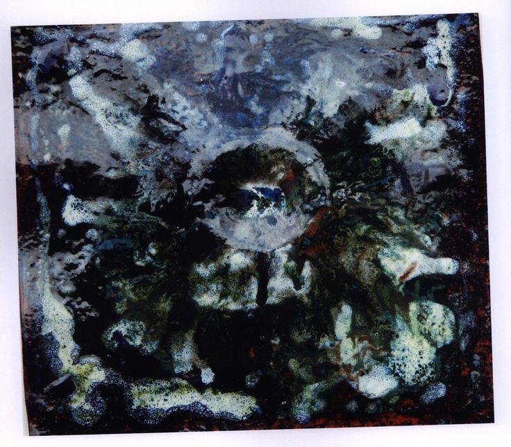 """""""LA FUERZA VITAL"""" de Cecilia Punzo. Fuente: Dossier del Área de Exposiciones del Centro de Cultura Contemporánea. Universidad de Granada. #ExposicionesUGR #CeciliaPunzo #OrillaDelOceanoCosmico"""