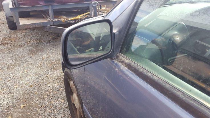 NISSAN QUEST 1999 2000 2001 2002 DRIVER SIDE DOOR MIRROR OEM POWER