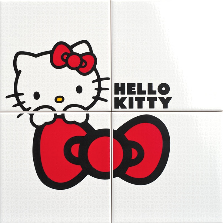 Awesome Hello Kitty Easy Tile Collection  Asian  Tile  San Francisco  By