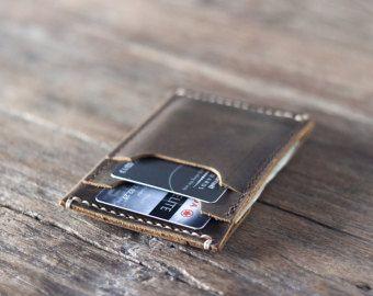 Passport Wallet Leather Passport Wallet travel wallet by JooJoobs