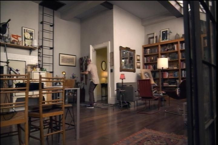 White Collar Images: Neal's Apartment Doorway Season 2
