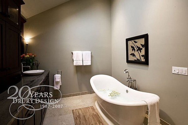 Bathtub master-bath   Creative   Pinterest